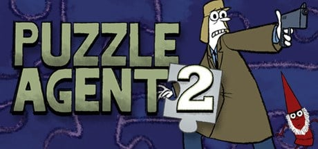 Puzzle Agent 2 News, Achievements, Screenshots and Trailers