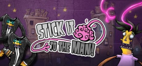 Stick it to The Man