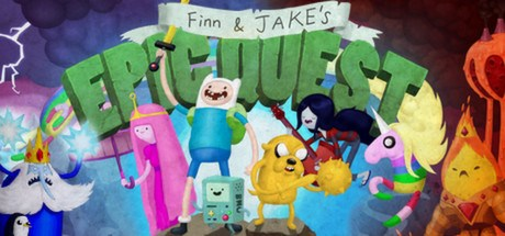 Adventure Time: Finn and Jakes Epic Quest