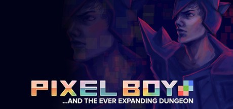 Pixel Boy and the Ever Expanding Dungeon