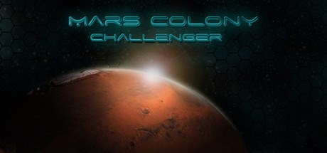 Mars Colony:Challenger