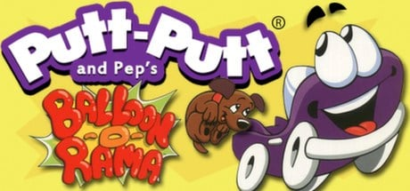 Putt-Putt and Peps Balloon-o-Rama