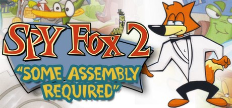 Spy Fox 2 Some Assembly Required