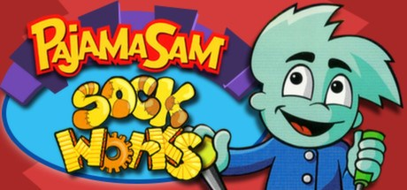 Pajama Sam's Sock Works