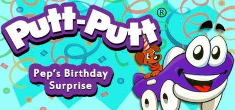 Putt-Putt: Peps Birthday Surprise