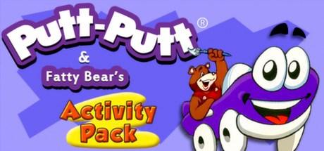 Putt-Putt and Fatty Bears Activity Pack