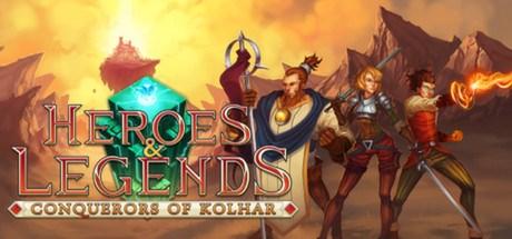 Heroes  Legends: Conquerors of Kolhar