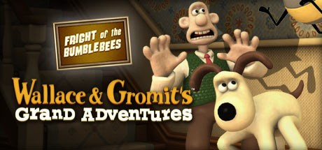 Wallace & Gromits Grand Adventures Episode 1: Fright of the Bumblebees
