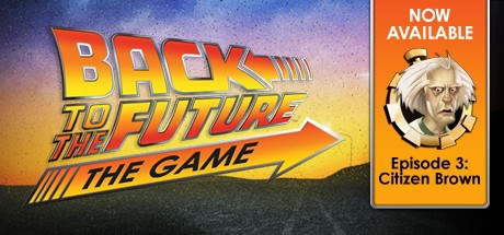 Back to the Future: The Game Episode 3: Citizen Brown