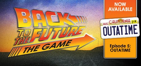 Back to the Future: The Game Episode 5: OUTATIME