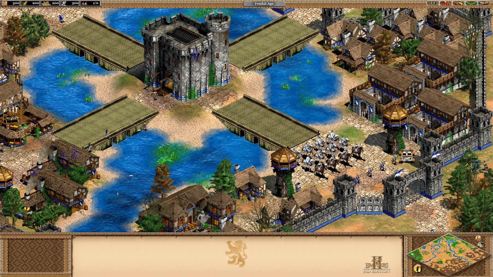 Age of Empires II HD Screenshot 1