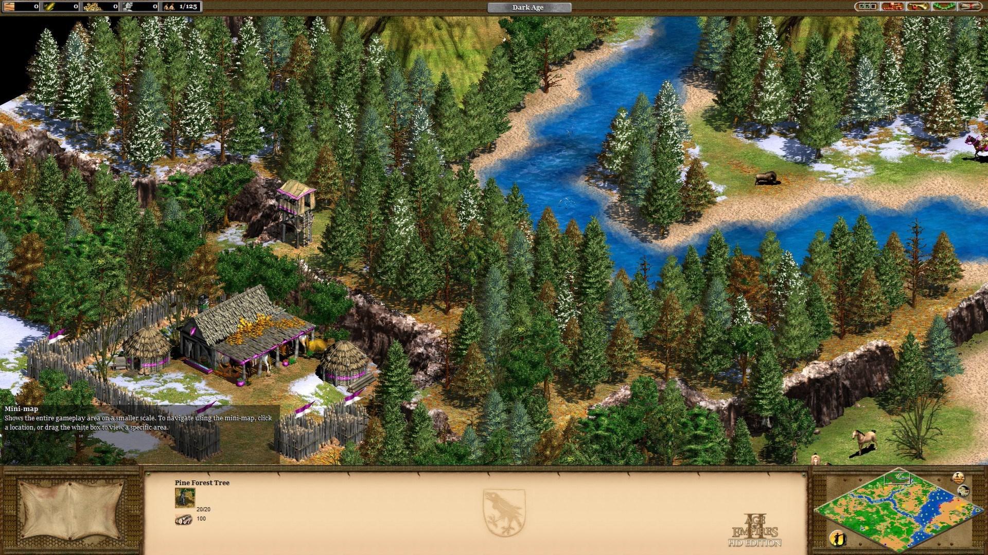Age of Empires II HD Screenshot 5