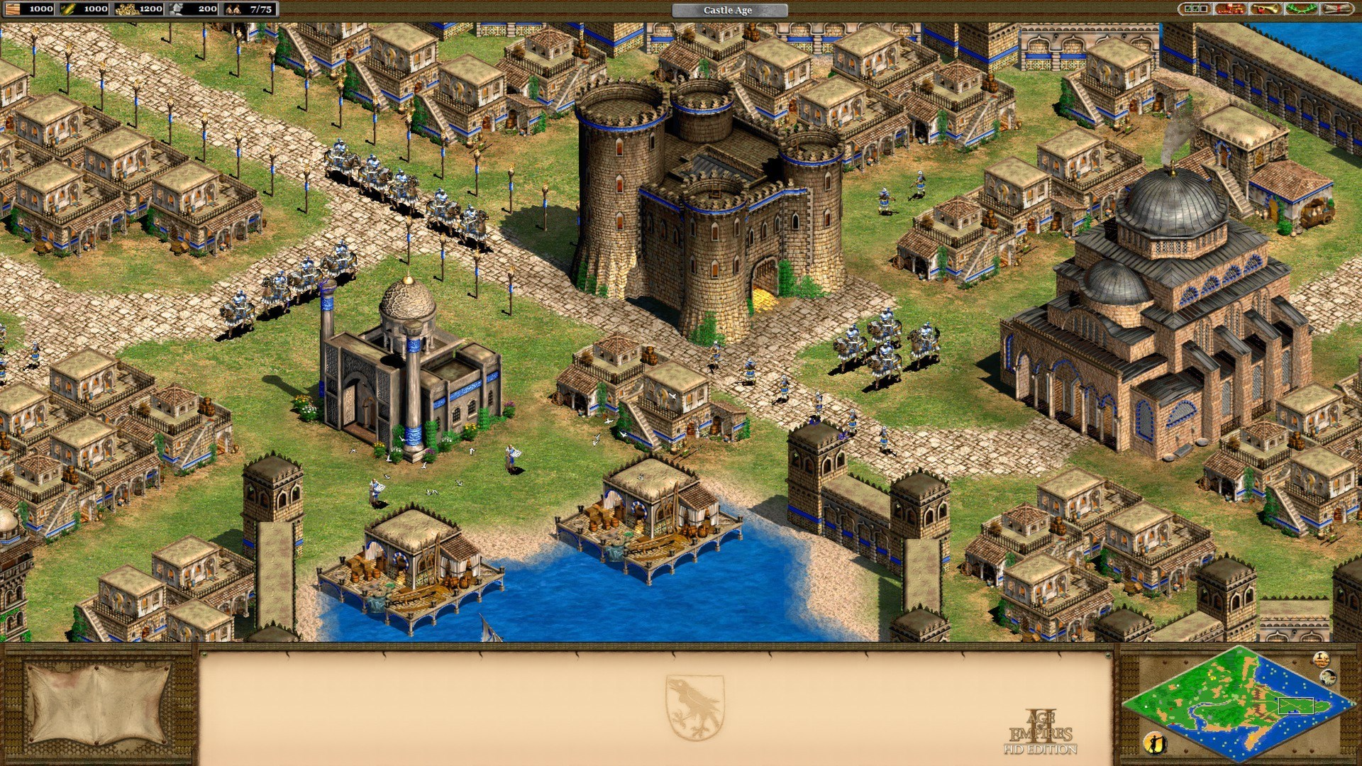 Age of Empires II HD Screenshot 8