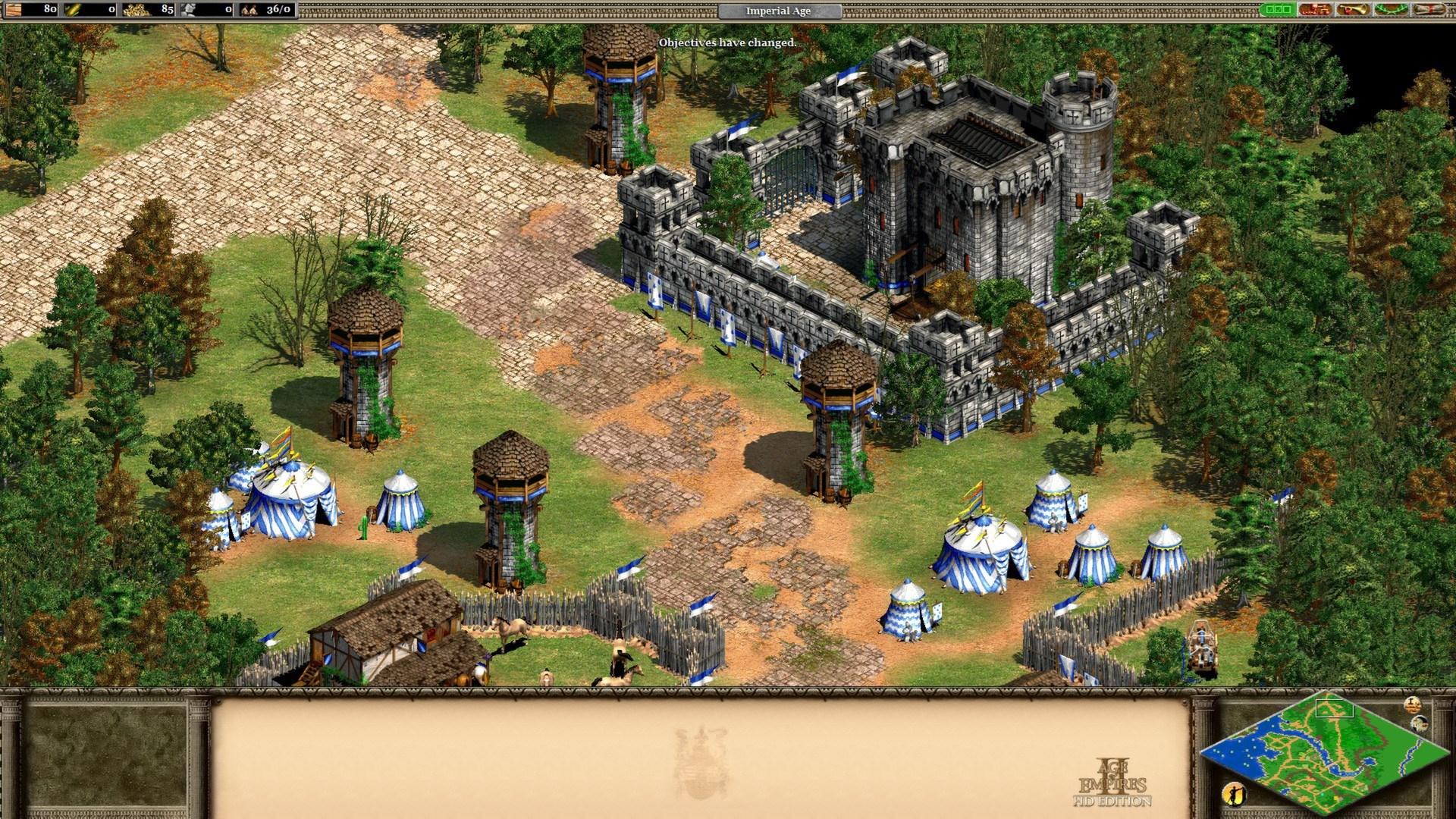 Age of Empires II HD Screenshot 2