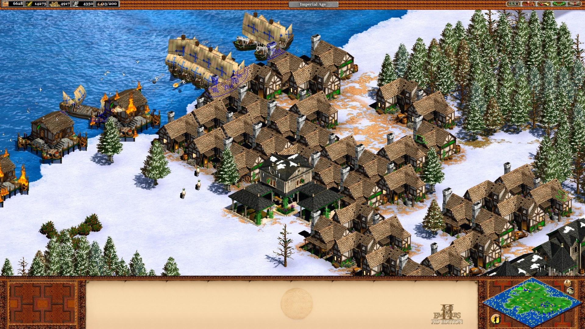 Age of Empires II HD Screenshot 3