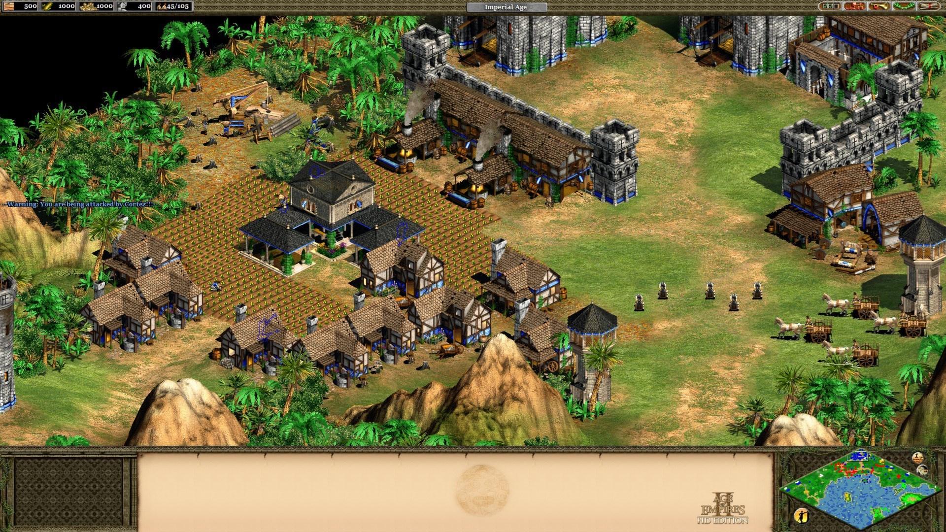 Age of Empires II HD Screenshot 4