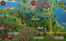 Magicka: Wizards of the Square Tablet Screenshot 4