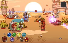Magicka: Wizards of the Square Tablet Screenshot 3