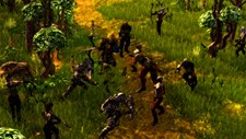 Holy Avatar vs. Maidens of the Dead Screenshot 1