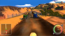 Redneck Racers Screenshot 1
