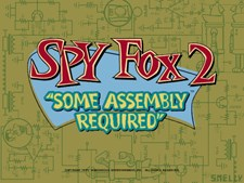 Spy Fox 2 Some Assembly Required Screenshot 4