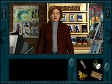 Nancy Drew: Ghost Dogs of Moon Lake Screenshot 2