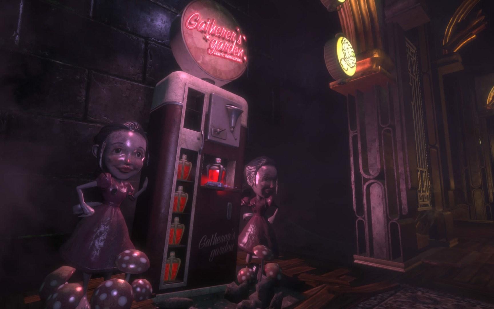 BioShock Remastered Screenshot 3