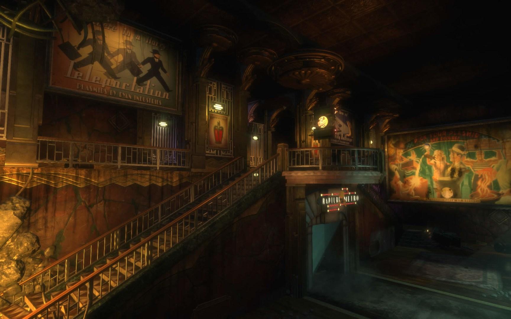 BioShock Remastered Screenshot 2