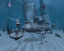 Cargo The Quest for Gravity Screenshot 3