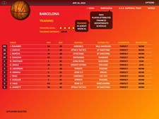World Basketball Manager 2010 Screenshot 3
