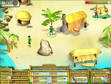 Escape from Paradise Screenshot 2