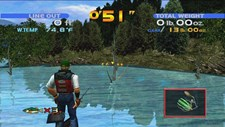 SEGA Bass Fishing Screenshot 2