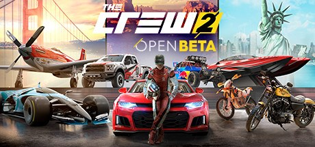 the crew 2 open beta news achievements screenshots and trailers. Black Bedroom Furniture Sets. Home Design Ideas